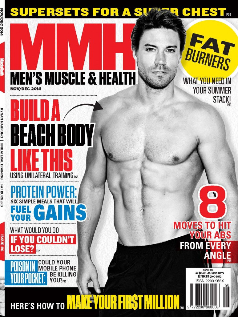 Mens Muscle & Health 2014 Nov/Dec